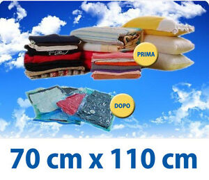 Bag 70X110 Bags Space-Saving For The Vacuum Space Bag