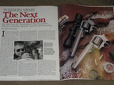GUNS & AMMO TEST BERETTA M9, PARA P16 40 S&W, SPRINGFIELD TROPHY 45, + WESSON