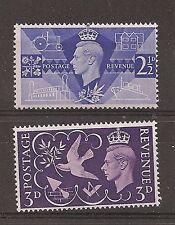 Pre-Decimal Military, War British Stamps