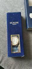 Montine Quartz Vintage Watch