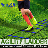 Yes4All 8 12 Rungs Agility Ladder Speed Soccer Sports Training Aids