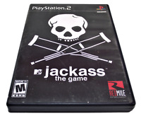 Jackass The Game PS2 NTSC *No Manual* Playstation 2