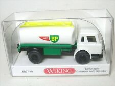 WIKING 080749 international Harvester Tankwagen BP Neuware. (96)
