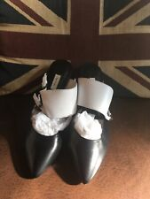 Paul Smith Ladies Black And White Shoes Size 37