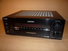 SONY STEREO TUNER AMP AMPLIFIER DECK STR-DB940 5.1 DOLBY DIGITAL AV SURROUND