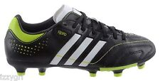 NWT Adidas 11 Core TRX FG Soccer Cleats Football US 6.5 Mens