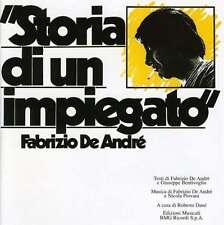 Storia Di Un Impiegato - Fabrizio De Andre' 24 Bit Remastered CD RICORDI VIDEO