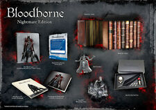 Bloodborne Nightmare Collector's Edition PS4 PAL *NEW* + Warranty!!