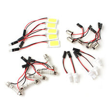 5pcs White 18 SMD COB LED Car Panel light Interior Dome Auto Easy Bulb Lamp 12V
