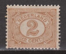 NVPH Netherlands Nederland 54 MNH PF Cijfer 1899-1913 Pays Bas
