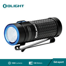 Olight S1R Ii Led Flashlight 1000 Lumens for Daily Carry Rechargeable key-chain