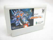 Famicom Metal Storm Cartridge Only ref/102 Nintendo JAPAN Game fc