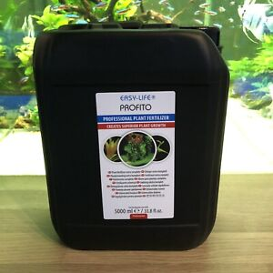 Easy Life ProFito 5000ml 5L Complete Aquatic Plant Fertilizer Aquarium Fish Tank