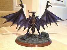 Custom Toyfare Final Fantasy 8 VIII Tiamat Dark Bahamut Figure - Custom Stand