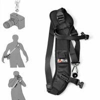 Quick Rapid Shoulder Sling Belt Neck Strap Buckle For Nikon Canon Sony SLR DSLR