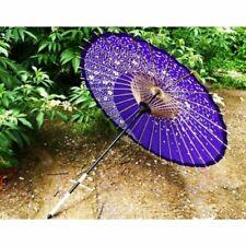 The shower of blossom purple also sum umbrella