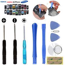 10PCS Mobile Phone Repair Tool Kit Screwdriver Set For iPhone 6/6s 7 X iPod iPad
