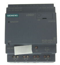 SIEMENS LOGO Modul 6ED1 052-2MD08-0BA8 12/24 VDC Neue Generation 8 mit FS 01 OVP