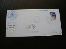 FRANCE - enveloppe 19/10/1986 (paquebot) (cy66) french