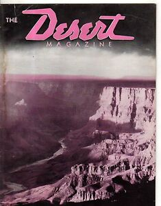 1938 Desert July - 9th Issue - Flagstaff Powwow;Henry Chee Dodge, Navajo; Joshua