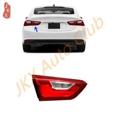 Left Inner Side TailLight Rear Lamp Assembly k For Chevrolet Malibu XL 2016-18