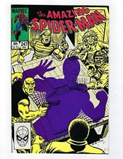 Amazing Spider-Man vol 1 # 247 Regular Cover Marvel 1st Print