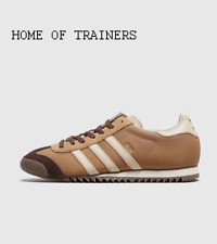 adidas Originals Rom Brown White MEN'S TRAINERS ALL SIZES