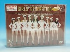 DVD New Beginning of Girls' Generation SNSD Japan Limited Pen Light Pass case