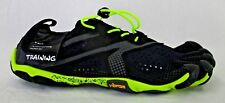 Vibram FiveFingers Men's V-Run Shoes M3101 Black/Yellow Size 47