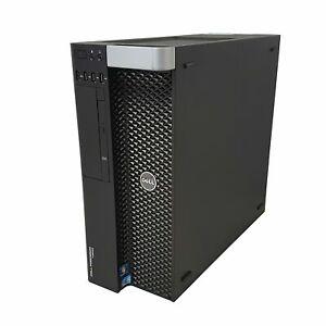 Dell Precision T3600 Xeon E5-1607/3GHZ HDD 500 Go RAM 16 Go/WINDOWS 10 PRO/