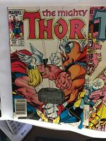 Thor 338, 339, 340);  2ND Beta Ray Bill & 1ST  Stormbreaker F+/NM/NM Lot Of 3 A1