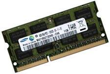 4gb ddr3 Samsung Ram 1333mhz per NOTEBOOK SONY VAIO vgn-z41wd/b di memoria