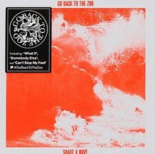 Go Back To The Zoo Shake a wave (2012) [CD]