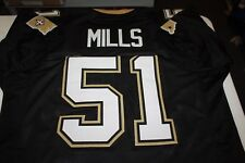 SAM MILLS #51 SEWN STITCHED HOME THROWBACK JERSEY SIZE XXL DOME PATROL