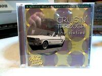 Cruisin' Through the sixties USA CD Jazz VG #1126*