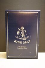 RARE 1988 DEPARTMENT OF NATIONAL DEFENCE CANADA HIGH SEAS BOARD GAME - COMPLETE