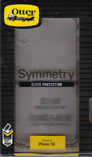 1 - OTTERBOX Symmetry case - Apple IPhone XR - CLEAR