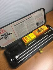 Old Outers .30cal Rifle Cleaning Kit No. 477 ~ With Old Contents ~ Plastic Case