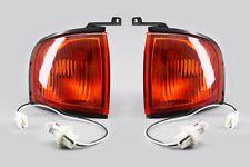 Clear Front Indicateur Clignotant Lumière Lampe Pour Mazda B2500 Pick-up 1998-02