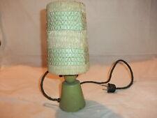 alte Tischlampe Tischleuchte Lampe Nachttischlampe 20er bis 50er Jahre selten