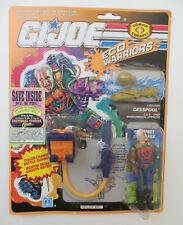 GI Joe Eco Warriors Cobra Cesspool figure Hasbro MOC 1990