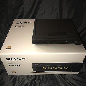 BrandNewSealed Sony TA-ZH1ES TAZH1ES ES Signature Series Headphone Amplifier