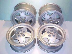 Ferrari Mondial Wheel Set_Speedline_7X16_8X16_Set of Four Wheels_Mondial T_OEM