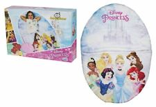Disney Princess Kids Sleeping Bag Nap Mat Blanket Fleece Slumbersling