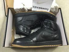 NIB 555088 020 Air Jordan 1 Retro High OG sz US 11  aj7 black gum aj1 nike
