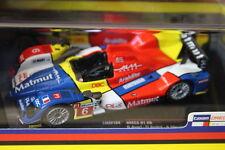 ORECA 01 N°6 Le Mans 2010 1/43 ( IXO )