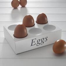Shabby Chic Bandeja de huevos