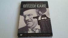 Citizen Kane (1941) - Orson Welles, Joseph Cotten - 2 DVD Special Edition.