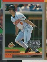2000 Topps Baseball - #4 Cal Ripken Jr - Baltimore Orioles - nrmt/mint