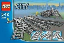 LEGO - CITY - 7895 - LES AIGUILLAGES